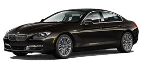 2013 BMW 6 Series Gran Coupe 650i