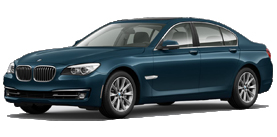 2013 BMW 7 Series