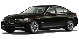 2013 BMW ActiveHybrid 7 740Li
