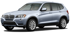 2013 BMW X3 Series xDrive28i