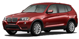 2013 BMW X3 Series
