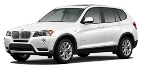 2013 BMW X3 Series xDrive35i