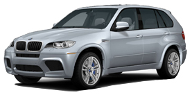 2013 BMW X5 M