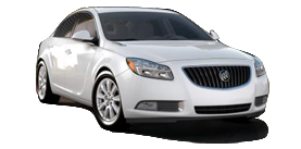 2013 Buick Regal GS 4D Sedan