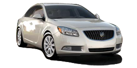2013 Buick Regal  4D Sedan