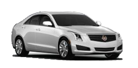 2013 Cadillac ATS 2.5L Luxury Collection 1SC