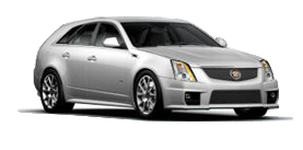 2013 Cadillac CTS-V Sport Wagon