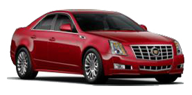 2013 Cadillac CTS Performance Collection 3.6L AWD 1SF