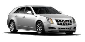 2013 Cadillac CTS Sport Wagon Premium Collection 3.6L RWD 1SH