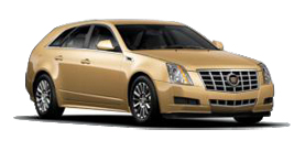 2013 Cadillac CTS Sport Wagon
