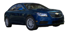 2013 Chevrolet Cruze Eco 1SF