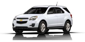 2013 Chevrolet Equinox LS 4D Sport Utility