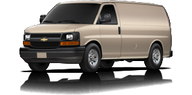 2013 Chevrolet Express Cargo Van 1500 Base
