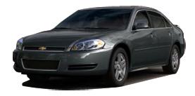 2013 Chevrolet Impala LT 4D Sedan