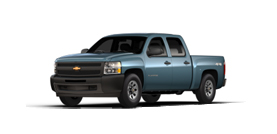 2013 Chevrolet Silverado 1500 Crew Cab