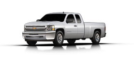 Silverado 1500 Extended Cab near New Haven