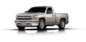 2013 Chevrolet Silverado 1500 Extended Cab Standard Box LT