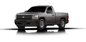 2013 Chevrolet Silverado 1500 Extended Cab
