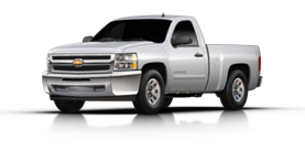 2013 Chevrolet Silverado 1500 Regular Cab Standard Box LT