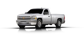 2013 Chevrolet Silverado 1500 Regular Cab Long Box LT