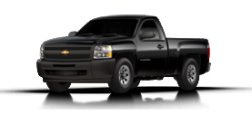 2013 Chevrolet Silverado 1500 Regular Cab