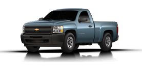2013 Chevrolet Silverado 1500 Regular Cab Standard Box WT