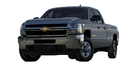 2013 Chevrolet Silverado 2500HD Crew Cab Long Box LT