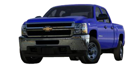 2013 Chevrolet Silverado 2500HD Crew Cab