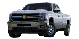 2013 Chevrolet Silverado 2500HD Extended Cab Long Box LTZ