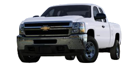 2013 Chevrolet Silverado 2500HD Extended Cab