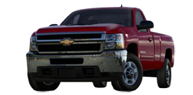2013 Chevrolet Silverado 2500HD Regular Cab Long Box LT