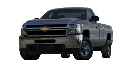 Hanford Chevrolet - 2013 Chevrolet Silverado 2500HD Regular Cab Long Box WT