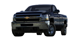 2013 Chevrolet Silverado 2500HD Regular Cab