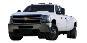 2013 Chevrolet Silverado 3500HD DRW Crew Cab Long Box LT