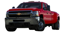 2013 Chevrolet Silverado 3500HD DRW Crew Cab