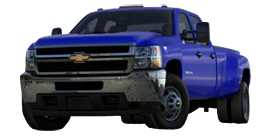 2013 Chevrolet Silverado 3500HD DRW Crew Cab Long Box WT