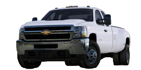 2013 Chevrolet Silverado 3500HD DRW Extended Cab