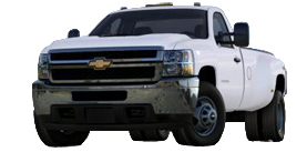 2013 Chevrolet Silverado 3500HD DRW Regular Cab