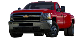 2013 Chevrolet Silverado 3500HD DRW Regular Cab Long Box WT