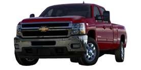 2013 Chevrolet Silverado 3500HD SRW Crew Cab Long Box LTZ