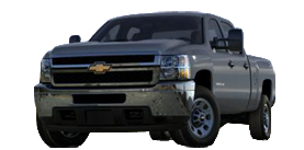 2013 Chevrolet Silverado 3500HD SRW Crew Cab