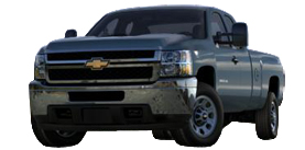 2013 Chevrolet Silverado 3500HD SRW Extended Cab