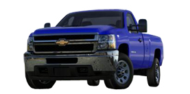 2013 Chevrolet Silverado 3500HD SRW Regular Cab