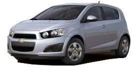 2013 Chevrolet Sonic LS 1SA