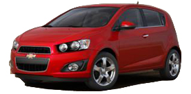 2013 Chevrolet Sonic LTZ 1SF
