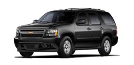 2013 Chevrolet Tahoe LTZ 4D Sport Utility