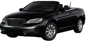 2013 Chrysler 200 Touring 2D Convertible
