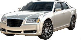 2013 Chrysler 300 S 4D Sedan