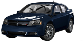 2013 Dodge Avenger RT