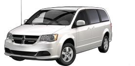 2013 Dodge Grand Caravan SXT 4D Passenger Van